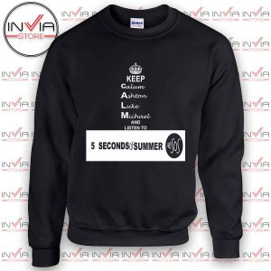 5SOS Keep Calm Sweatshirt