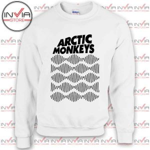 Arctic Monkeys Wave Noise Popular Sweatshirt