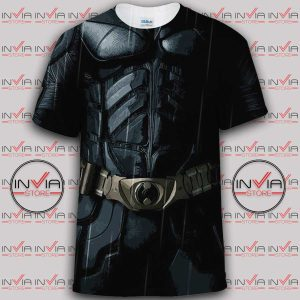 Batman Body Art Tshirt Full Printing