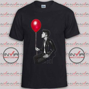 Bruno Mars Funny Balloon tshirt custom