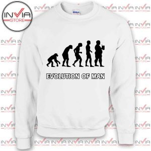 Evolution of Man Sweatshirt