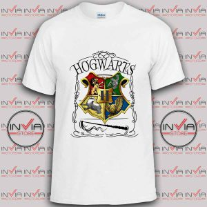 Hogwarts Alumni school Harry Potter tshirt