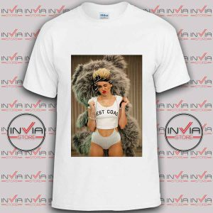 Miley Cyrus Teddy Bear tshirt