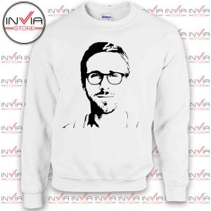 Ryan Gosling Face Sweatshirt
