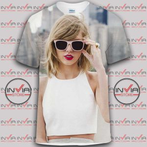 Taylor Swift Beauty Style Tshirt Full Printing