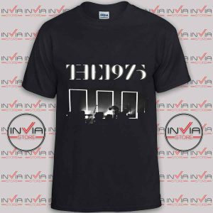 The 1975 Band Light tshirt