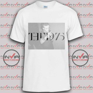 The 1975 Matt Healy tshirt white