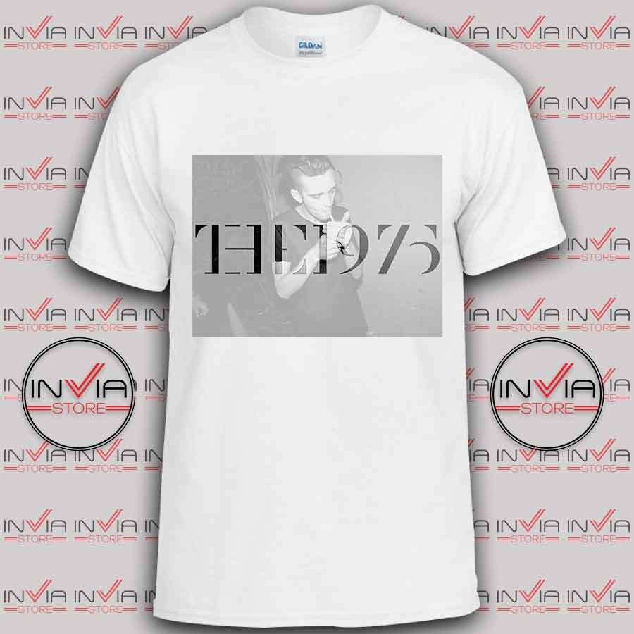 84489362c The 1975 Band Light Tshirt Unisex Custom