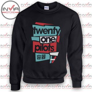 Twenty pilots band Sweatshirt