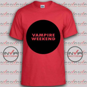 Vampire Weekend Logo tshirt