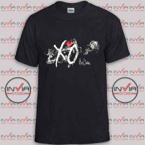 XO The Weeknd Art tshirt