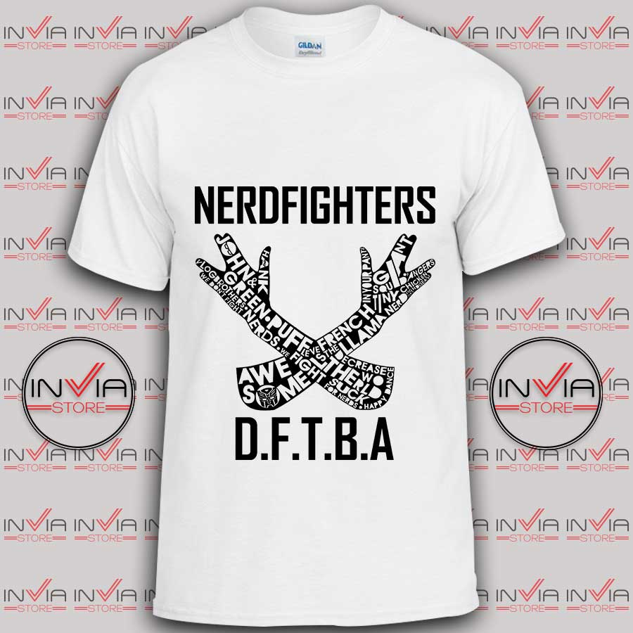 The Nerdfighter symbol Tshirt