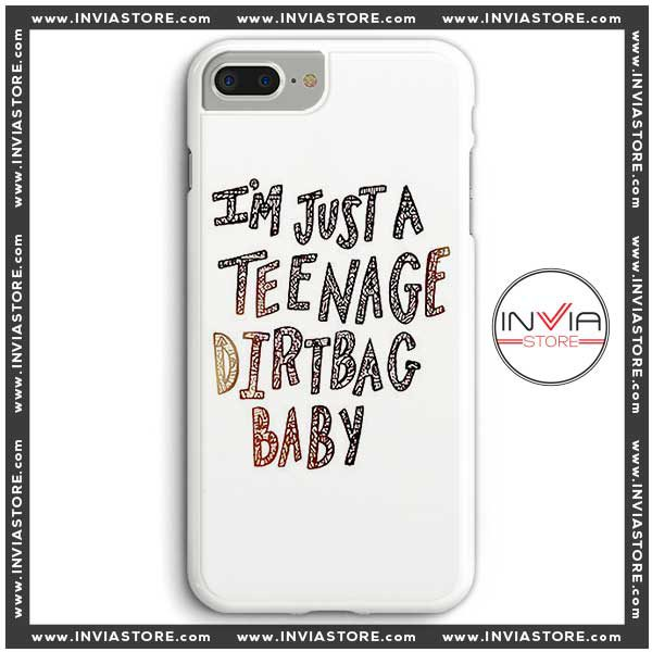 Coolest Phone Cases 1D Teenage Dirtbag Cover Iphone Case