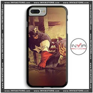Coolest Phone Cases Avengers Captain America Iphone Case