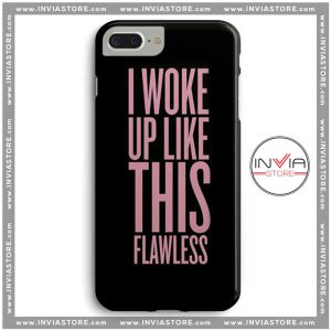 Coolest Phone Cases Beyonce I woke up like this Iphone Case