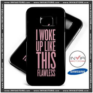 291f350c9e07ea Coolest Phone Cases Beyonce I woke up like this Samsung Galaxy Cases ...