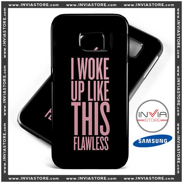 Coolest Phone Cases Beyonce I woke up like this Samsung Galaxy Cases