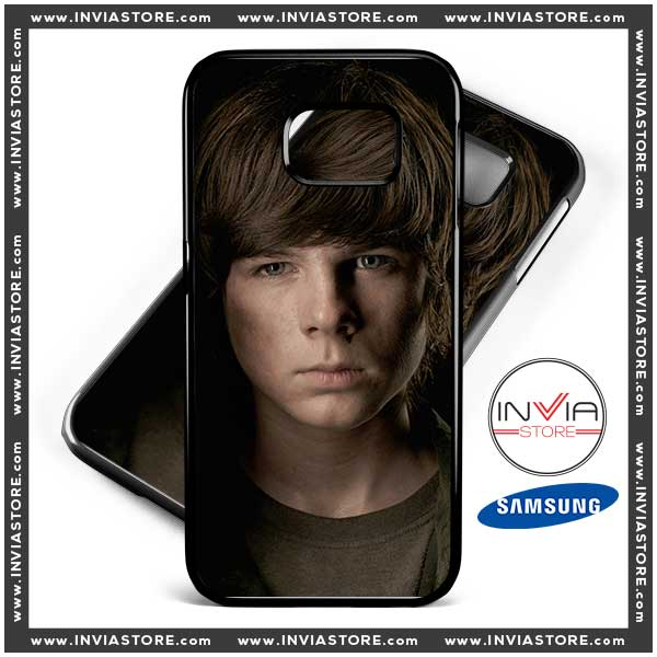 Coolest Phone Cases Carl Grimes Walking Dead Samsung Galaxy Cases