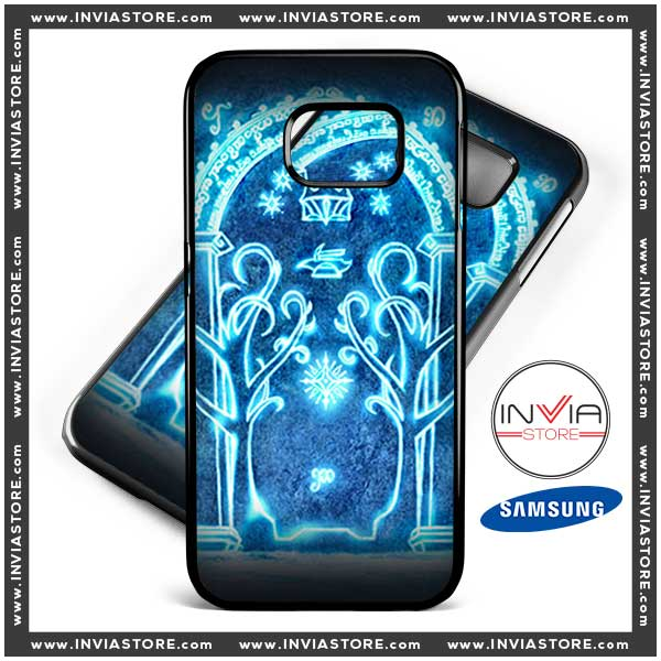 Coolest Phone Cases Doors of Durin Moria Gate Samsung Galaxy Cases  sc 1 st  Coolest Phone Cases & Coolest Phone Cases Lord of the Rings Door of Durin Iphone Case