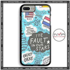 Coolest Phone Cases Fault in Our Stars Quotes Iphone Case