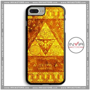 Coolest Phone Cases Legend of Zelda Tri Force Iphone Case