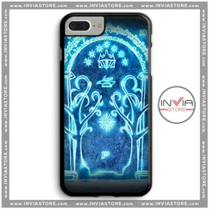 Coolest Phone Cases Lord of the Rings Door of Durin Iphone Case