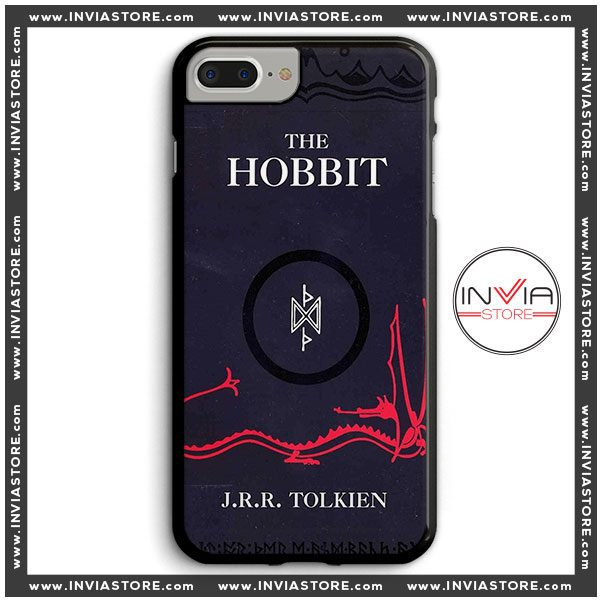 Coolest Phone Cases The Hobbit Novel Cover Iphone Case
