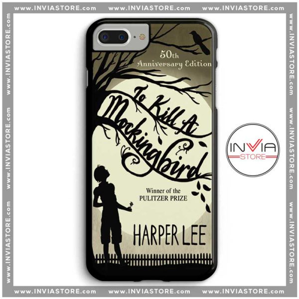 Coolest Phone Cases To Kill a Mockingbird Cover Iphone Case