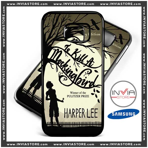 Coolest Phone Cases To Kill a Mockingbird Cover Samsung Galaxy Cases