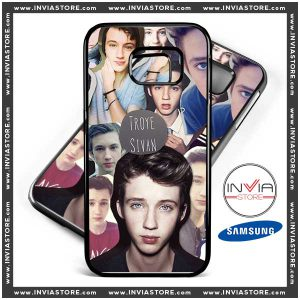 Coolest Phone Cases Troye Sivan Merch Samsung Galaxy Cases