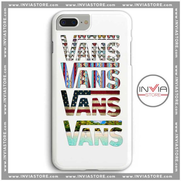 Coolest Phone Cases Vans Shoe Logo Art Iphone Case