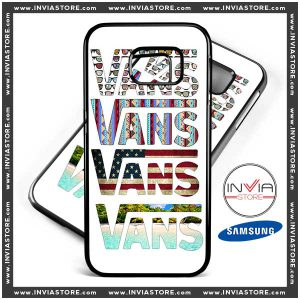 Coolest Phone Cases Vans Shoe Logo Art Samsung Galaxy Cases