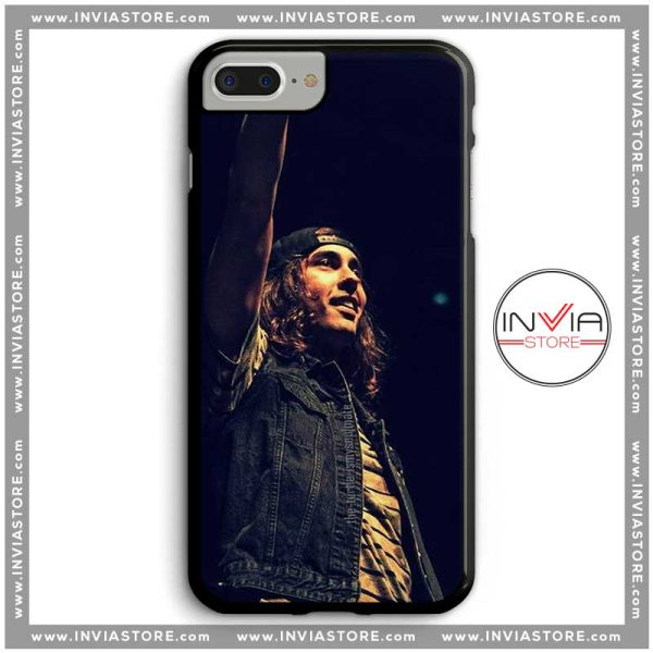 Coolest Phone Cases Vic Fuentes Poster Iphone Case
