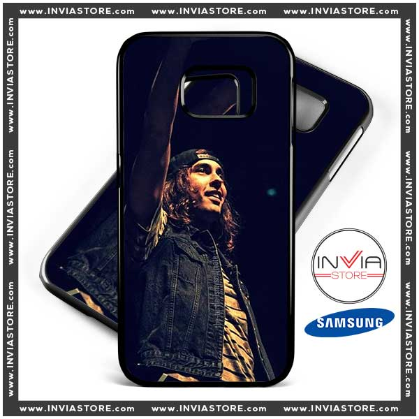 Coolest Phone Cases Vic Fuentes Poster Samsung Galaxy Cases