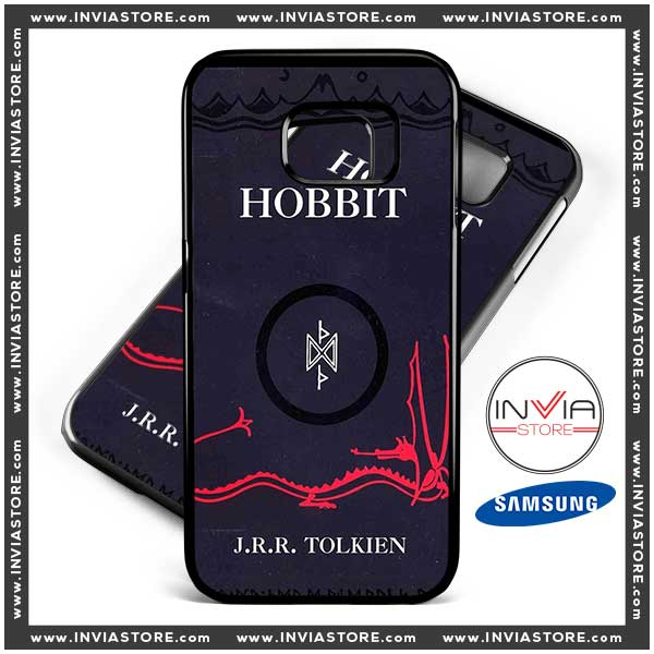 Phone Cases Hobbit Novel JRR Tolkien Cover Samsung Galaxy Cases