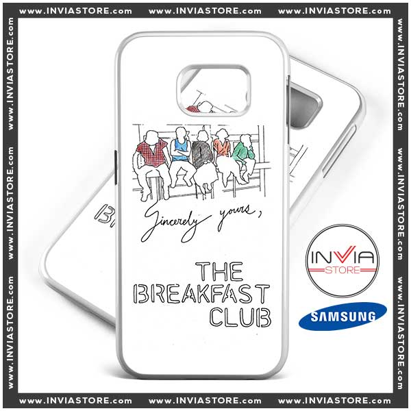 Phone Cases The Breakfast Club Poster Samsung Galaxy Cases