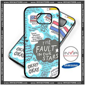 Phone Cases The Fault in Our Stars Quotes Samsung Galaxy Cases
