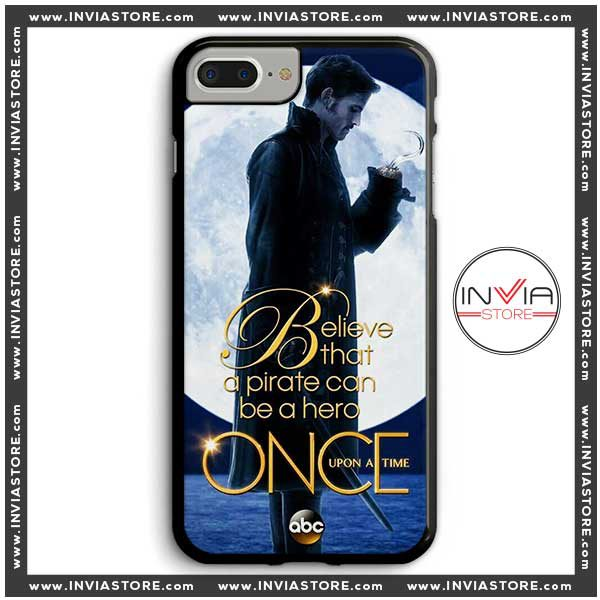 Coolest Phone Cases Hook Once Upon a Time Iphone Case