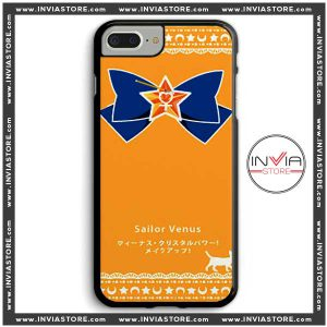 Coolest Phone Cases Sailor Venus Orange Iphone Case