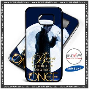 Phone Cases Hook Once Upon a Time Samsung Galaxy Cases