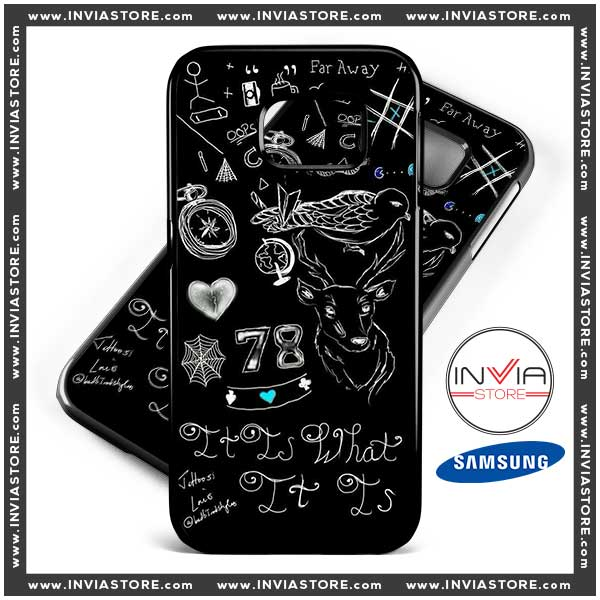 Phone Cases Louis Tomlinson Tattoo Samsung Galaxy Cases