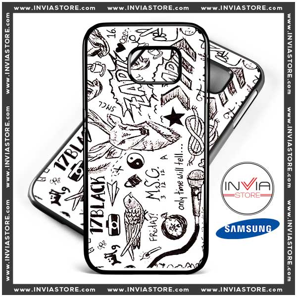 Phone Cases Members One Direction Tattoo Samsung Galaxy Cases