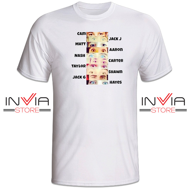 T shirt magcon is perfection custom tshirt coolest phone for Create t shirt store online