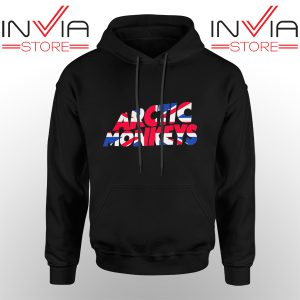 Best Hoodie Arctic Monkeys Logo Hoodies Adult Unisex Black