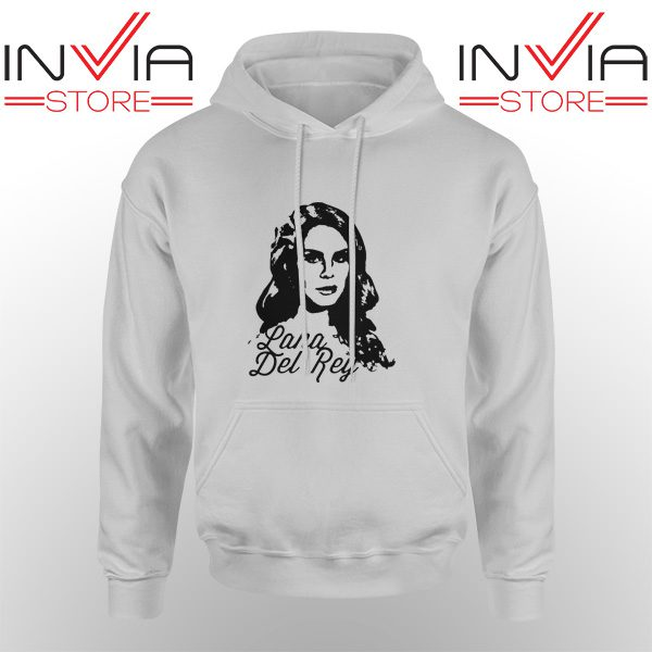 Best Hoodie Lana Del Rey Tour Merchandise Adult Unisex Grey