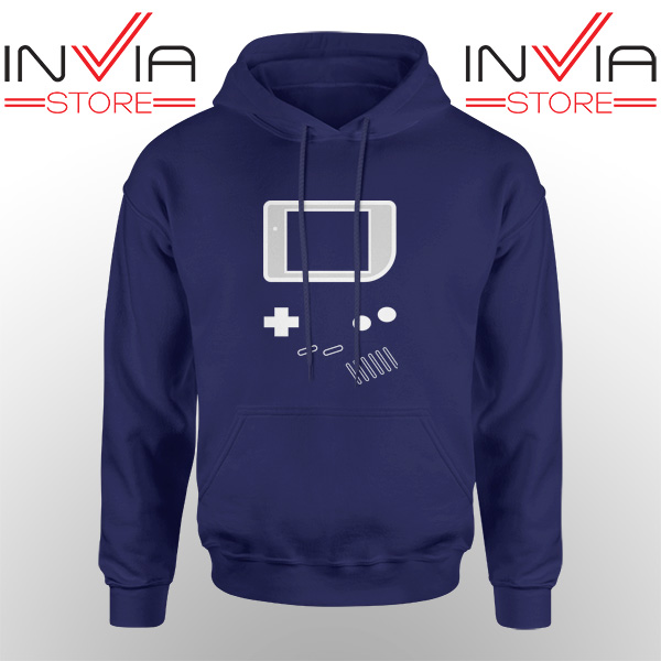 Best Hoodie Nintendo Game Boy Color Adult Unisex Navy