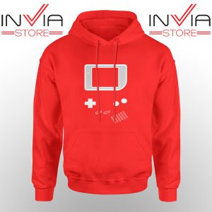 Best Hoodie Nintendo Game Boy Color Adult Unisex Red