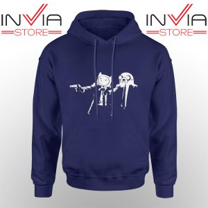 Best Hoodie Pulp Fiction Adventure Hoodies Adult Unisex Navy