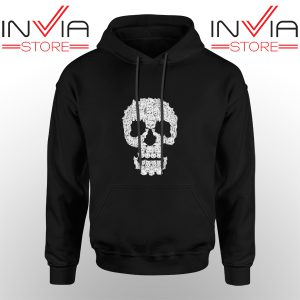Best Hoodie Skulls Are For Pussies Hoodies Adult Unisex Black