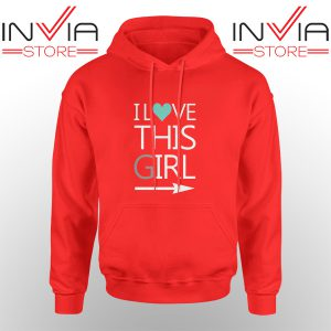 Best Hoodie This Guy This Girl Hoodies Adult Unisex Red